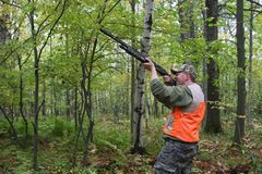 Safe hunter Stock Photo