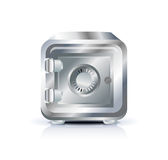 Safe icon Stock Photography