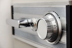 Free Safe In An Office Stock Image - 11073631