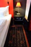 Safe inside hotel room Stock Images