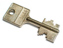 Safe key Royalty Free Stock Images