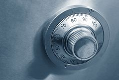 Safe Lock Royalty Free Stock Images