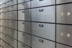 Safe Locker Royalty Free Stock Photography