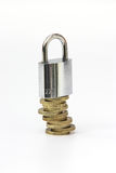 Safe money royalty free stock image