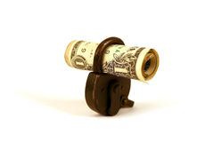 Safe money - serie Royalty Free Stock Photos