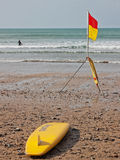 Safe Surf Royalty Free Stock Photography