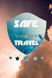 Safe travel Royalty Free Stock Photography