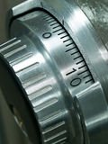 Safe Vault Combination Spinner Royalty Free Stock Photo