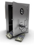 Safe With Money Royalty Free Stock Photo