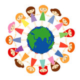 Safe the world Stock Image