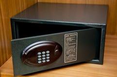 Safebox in hotel Fotografia Stock Libera da Diritti