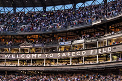 Safeco Field Stock Photography