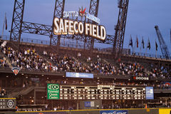Safeco Field Royalty Free Stock Photography