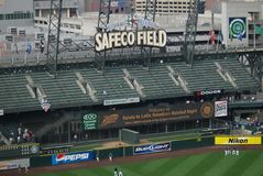 Safeco Field - Seattle Mariners Royalty Free Stock Photo