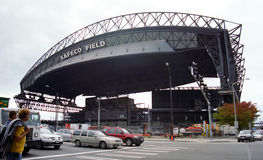 Safeco Field - Seattle Mariners Royalty Free Stock Photos