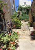 Safed, Galilee superiore, Israele fotografia stock