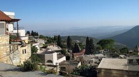 Safed, Israel Royalty Free Stock Photos