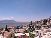 Safed panorama junio de 2008 Imagen de archivo