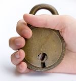 Safeguard. Security Concept Royalty Free Stock Image