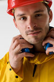 Safer work 3 Royalty Free Stock Photo