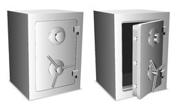 Safes. Royalty Free Stock Photos