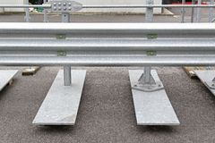 Safety barrier Royalty Free Stock Photography