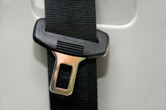 Safety Belt Stock Photo