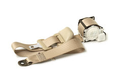 Safety belt Stock Images