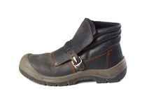 A safety boot Royalty Free Stock Photos