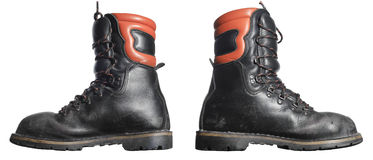 Safety Boot Stock Photography