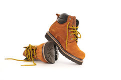 Safety boots Stock Photography