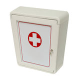 Safety box Royalty Free Stock Image