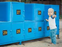 Safety box Royalty Free Stock Photos