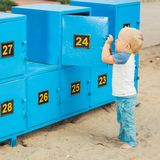 Safety box Royalty Free Stock Photography