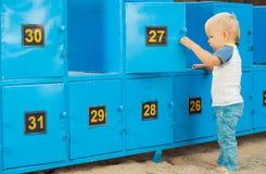 Safety box Stock Image