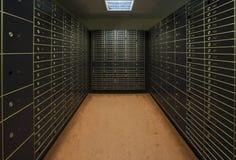 Safety Boxes Stock Photo