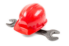 Safety cap Stock Photo