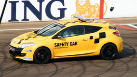 Safety car Stock Photography