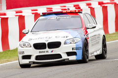 Safety car Royalty Free Stock Images