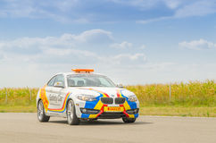 Safety car Royalty Free Stock Photography