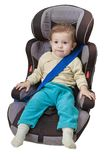 Safety car seat Royalty Free Stock Photography