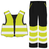 Safety clothing Stock Photography