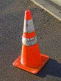 Safety Cone Stock Photo