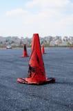 Safety cone Stock Photos