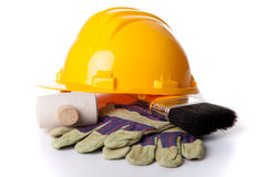 Safety construction Royalty Free Stock Photo