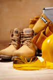 Safety construction Royalty Free Stock Image