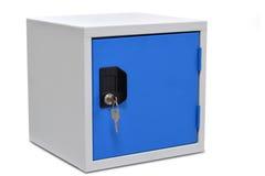Safety Deposit Boxes. Studio photography Stock Photos
