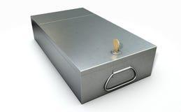 Safety Depost Box Stock Photo