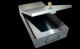 Safety Depost Box Stock Images