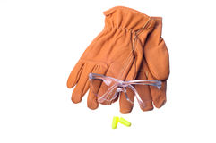 Safety equipment Stock Images